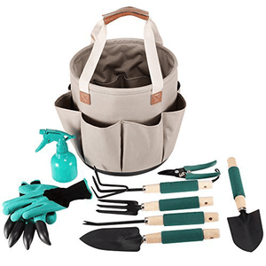 Sunset Gardening Tools Set