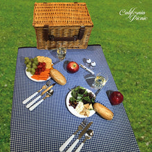 Alameda Picnic Basket Set | 4 Person Service