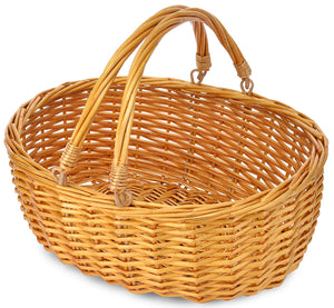 Temple Willow Picnic Basket
