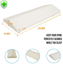 Cooling Gel Lumbar Pillow