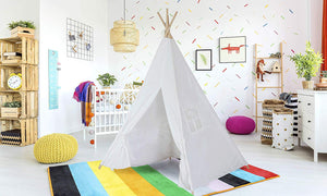 Teepee Tent for Kids 5 Ft.