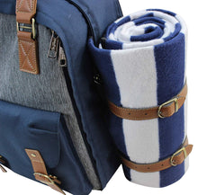 Artesia Picnic Backpack Set | 4 Person Service