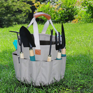 Sunset Gardening Tools Set | 9 Piece Set