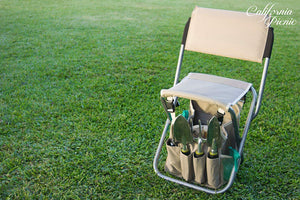 Garden Tool Set and Chair Set