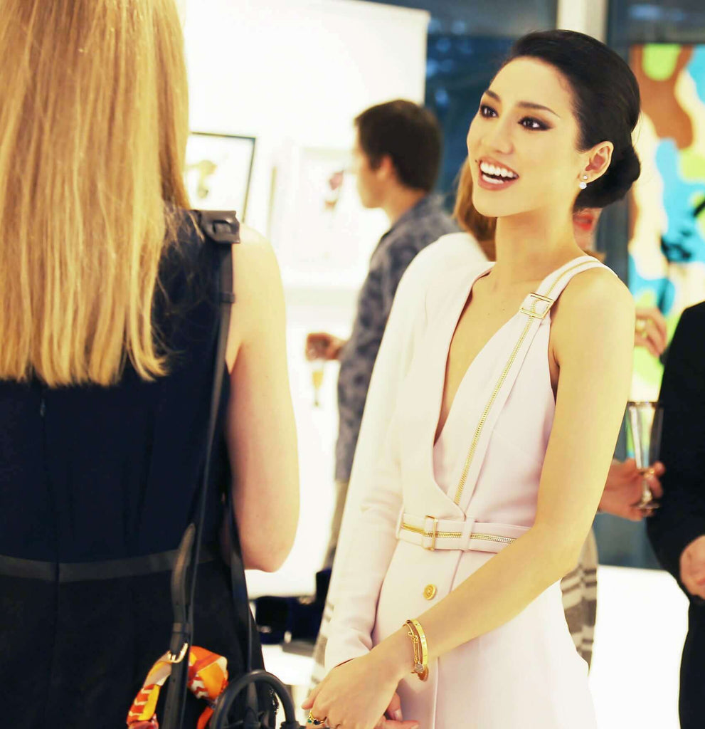WANG MENG fashion events, Tokyo gallery Singapore