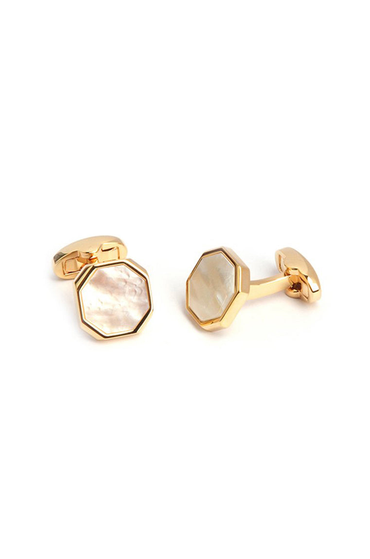 Shop designer shell cufflinks online