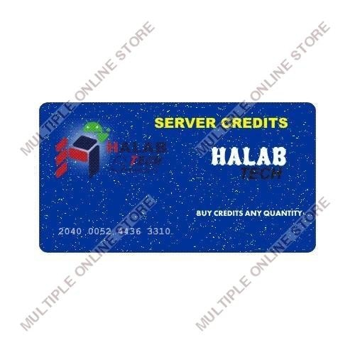 HalabTech Server Credits - MULTIPLE ONLINE STORE