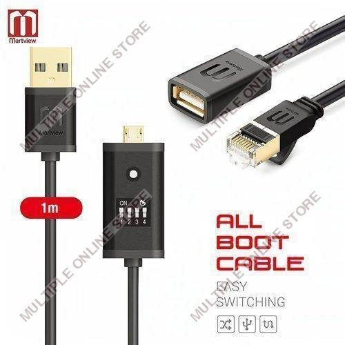 All Boot Cable - MULTIPLE ONLINE STORE