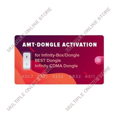 AMT-Dongle Software Activation for Infinity-Box/Dongle/BEST Dongle/Infinity CDMA Dongle - MULTIPLE ONLINE STORE