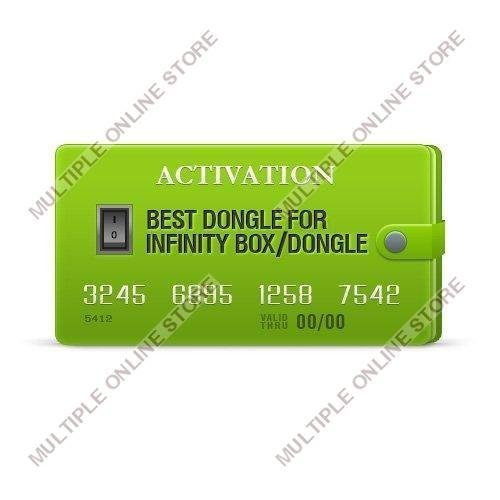 BEST Dongle Activation for Infinity Box/Dongle - MULTIPLE ONLINE STORE