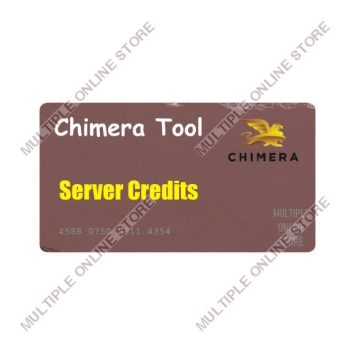 Chimera Tool Server Credits - MULTIPLE ONLINE STORE