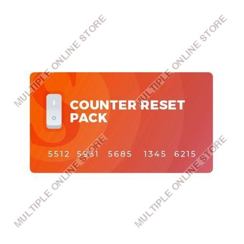 Counter Reset Pack for Sigma, Sigma Huawei Edition and Smart-Clip2 Products - MULTIPLE ONLINE STORE