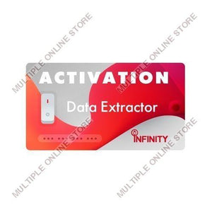 Data Extractor Activation for Infinity-Box/Dongle/BEST Dongle/Infinity CDMA Tool/Infinity Content Extractor Dongle - MULTIPLE ONLINE STORE