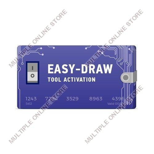 Easy-Draw Tool Activation - MULTIPLE ONLINE STORE