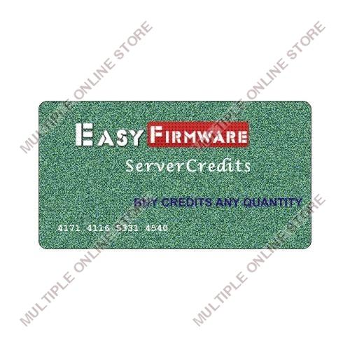 Easy Firmware Server Credits - MULTIPLE ONLINE STORE