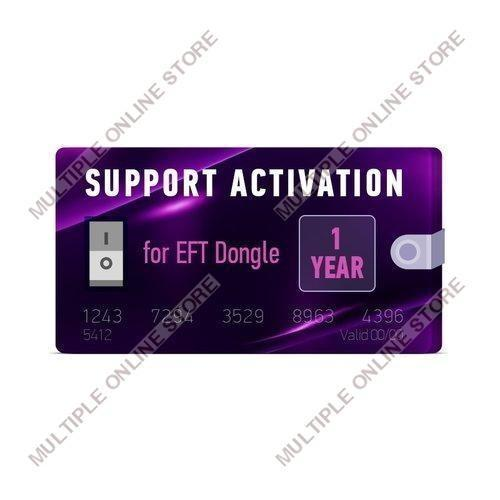 EFT Dongle 1 Year Support Activation - MULTIPLE ONLINE STORE