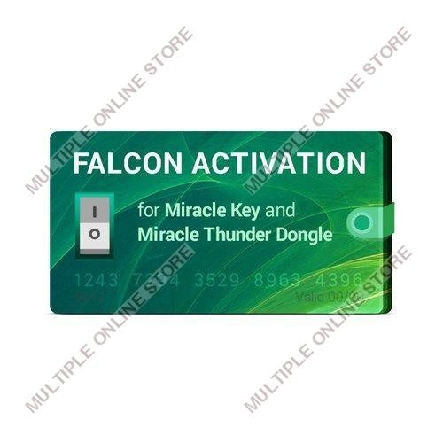 Falcon Activation for Miracle Key / Miracle Thunder Dongle - MULTIPLE ONLINE STORE