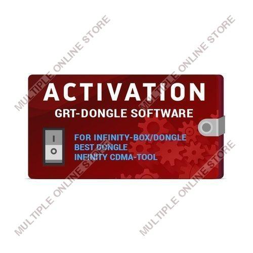 GRT-Dongle Software Activation for Infinity-Box/Dongle, BEST Dongle, Infinity CDMA-Tool - MULTIPLE ONLINE STORE