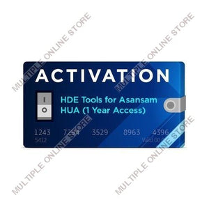 HDE Tools Activation (1 Year Access) - MULTIPLE ONLINE STORE