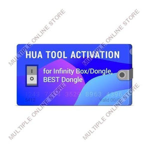 Hua Tool Activation for Infinity-Box/Dongle, BEST Dongle - MULTIPLE ONLINE STORE