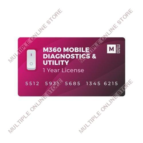 M360 Mobile Diagnostics & Utility 1 Year License - MULTIPLE ONLINE STORE