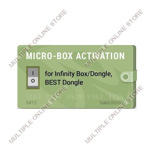 Micro-Box Activation for Infinity Box/Dongle, BEST Dongle - MULTIPLE ONLINE STORE