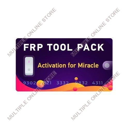 Miracle FRP Tool Pack - MULTIPLE ONLINE STORE