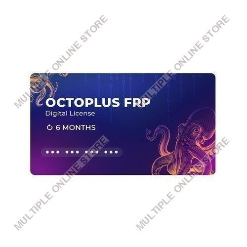 Octoplus FRP 6 Month Digital License - MULTIPLE ONLINE STORE