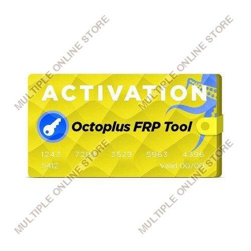 Octoplus FRP Tool Activation - MULTIPLE ONLINE STORE
