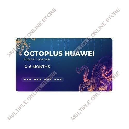 Octoplus Huawei 6 Month Digital License - MULTIPLE ONLINE STORE