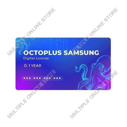 Octoplus Samsung 1 Year Digital License - MULTIPLE ONLINE STORE