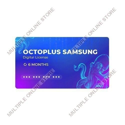 Octoplus Samsung 6 Month Digital License - MULTIPLE ONLINE STORE