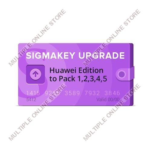 SigmaKey Huawei Edition Upgrade to SigmaKey with Pack 1+2+3+4+5 - MULTIPLE ONLINE STORE