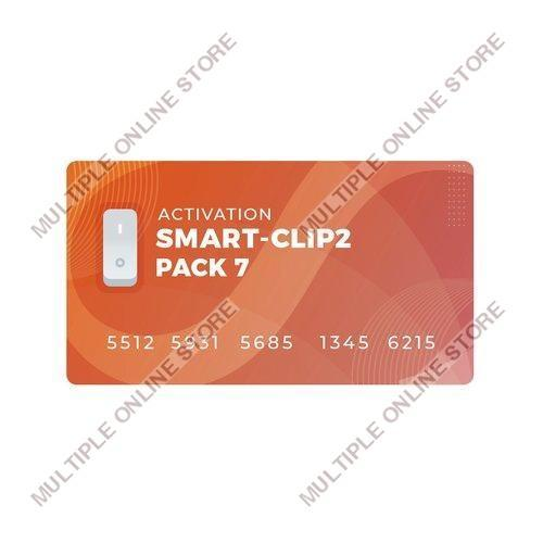 Smart-Clip2 Pack 7 Activation - MULTIPLE ONLINE STORE