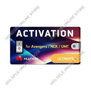Ultimate Huawei Activation for Avengers / NCK / UMT - MULTIPLE ONLINE STORE