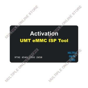 UMT eMMC ISP Tool Activation - MULTIPLE ONLINE STORE