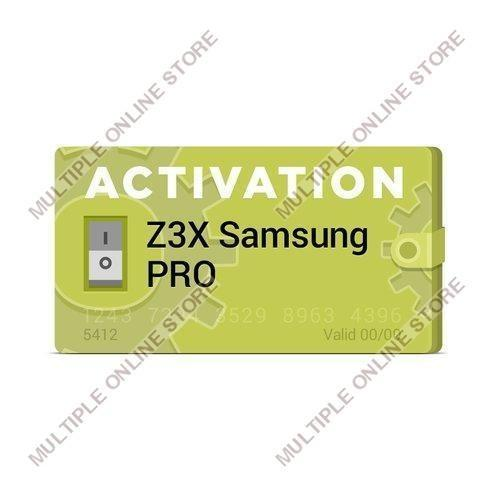 Z3X Upgrade to Samsung Pro Activation (sams_upd) - MULTIPLE ONLINE STORE