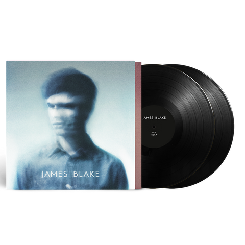 James Blake (Double Heavyweight Vinyl)