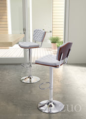 TIGER BAR CHAIR WHITE