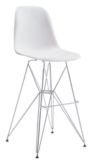ZIP BAR CHAIR WHITE