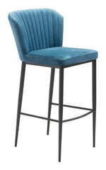 TOLIVERE BAR CHAIR SET OF 2