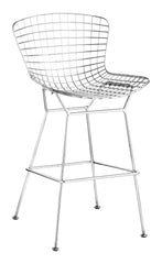 WIRE BAR CHAIR SET OF 2