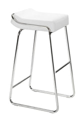 WEDGE BARSTOOL  SET OF 2