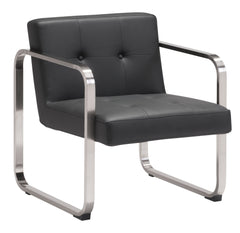 VARIETAL ARM CHAIR BLACK