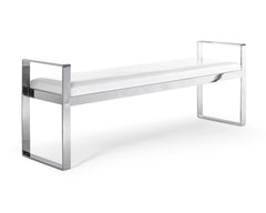 SORRENTO BENCH WHITE