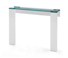 HALEY CONSOLE WHITE