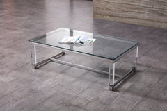 CATERINA RECTANGULAR CENTER TABLE