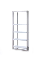 CHRISTIAN LARGE BOOKSHELF WHITE