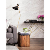 TANJIL CONSOLE TABLE DARK BROWN