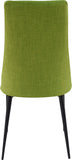 SHARNEE CHAIR GREEN (SET OF 2)